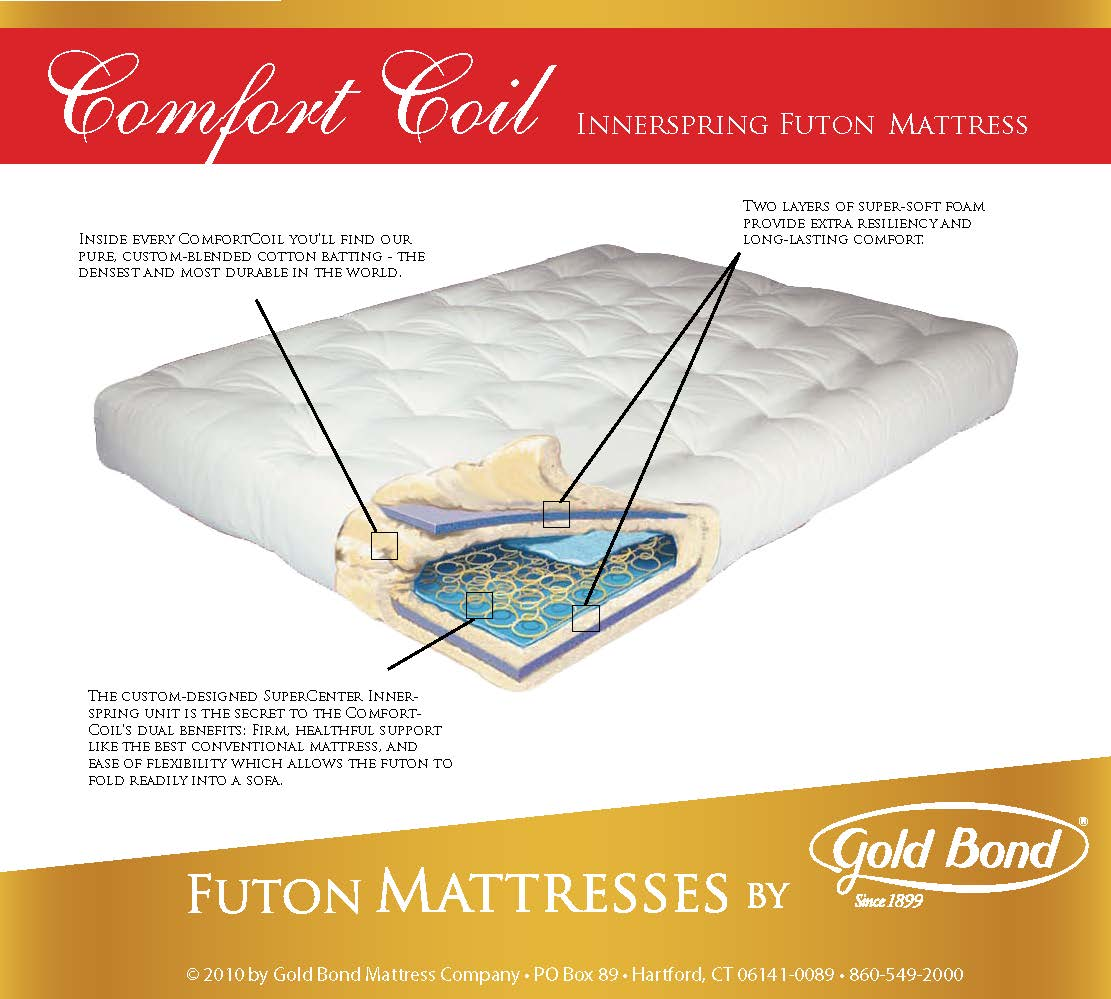 Comfort Coil - The Futon Store and Mattress Center